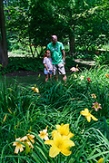 Lilyfest in Hocking Hills.