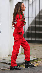 Chloe Green, Jodie Kidd, Lilly Becker, Amy Jackson, Zara Martin, Cash & Rocket founder and ceo Julie Brangstrup attend a photo shoot for A Mother, A Daughter, Cash & Rocket in Notting Hill, London,  UK. 29/04/2019<br />