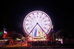 Treasure Island Music Festival - Ambient - Art - People - Night - 10/19/2014