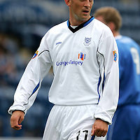 St Johnstone FC...Season 2006-07<br />Paul Sheerin<br /><br />Picture by Graeme Hart.<br />Copyright Perthshire Picture Agency<br />Tel: 01738 623350  Mobile: 07990 594431