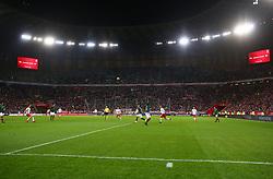 November 13, 2017 - Gdansk, Poland - International friendly soccer match between Poland and Mexico at the Energa Stadium in Gdansk, Poland on 13 November 2017  (Credit Image: © Mateusz Wlodarczyk/NurPhoto via ZUMA Press)