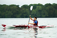 Justin Trudeau kayaks on the Niagara River - 5 June 2017