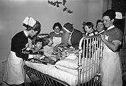 Prescott's Party for Children at St. Mary's Hospital, Baldoyle..16.12.1964