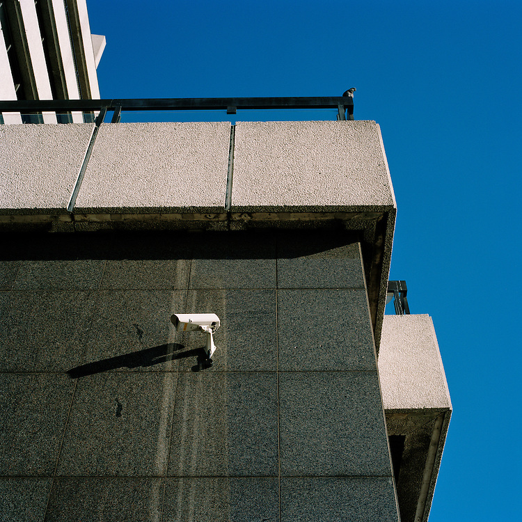 """Paranoid Britain: A Walk Through the Surveillance Society"". In the UK the use of CCTV cameras for surveillance and crime control has grown to unprecedented levels making the UK the most 'watched' nation on earth."