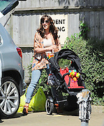 09.MAY.2011. HERTFORDSHIRE<br /> <br /> *EXCLUSIVE PICTURES*<br /> <br /> NATALIE CASSIDY SHOPPING WITH A FRIEND AT MARKS AND SPENCERS IN HERTFORDSHIRE.<br /> <br /> BYLINE: EDBIMAGEARCHIVE.COM<br /> <br /> *THIS IMAGE IS STRICTLY FOR UK NEWSPAPERS AND MAGAZINES ONLY*<br /> *FOR WORLD WIDE SALES AND WEB USE PLEASE CONTACT EDBIMAGEARCHIVE - 0208 954 5968*