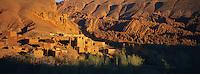 Afrique, Maroc, Haut Atlas, Vallée du Dades, Gorges du Dades,  Aït Arbi // Africa, Morocco, Atlas mountain, Dades valley, Ait Arbi Kasbah
