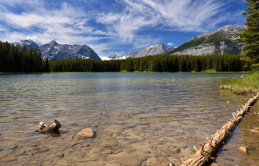 Marl Lake, Peter Lougheed Provincial Park, Kananaskis, Canada
