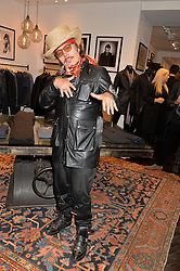 ADAM ANT at a party to celebrate the launch of the first European John Varvatos Store, 12-13 Conduit Street, London held on 3rd September 2014.