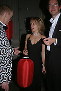 Sahar Hashemi.  Andy & Patti Wong's Chinese New Year party to celebrate the year of the Rooster held at the Great Eastern Hotel, Liverpool Street, London.29th January 2005. The theme was a night of hedonism in 1920's Shanghai. . ONE TIME USE ONLY - DO NOT ARCHIVE  © Copyright Photograph by Dafydd Jones 66 Stockwell Park Rd. London SW9 0DA Tel 020 7733 0108 www.dafjones.com