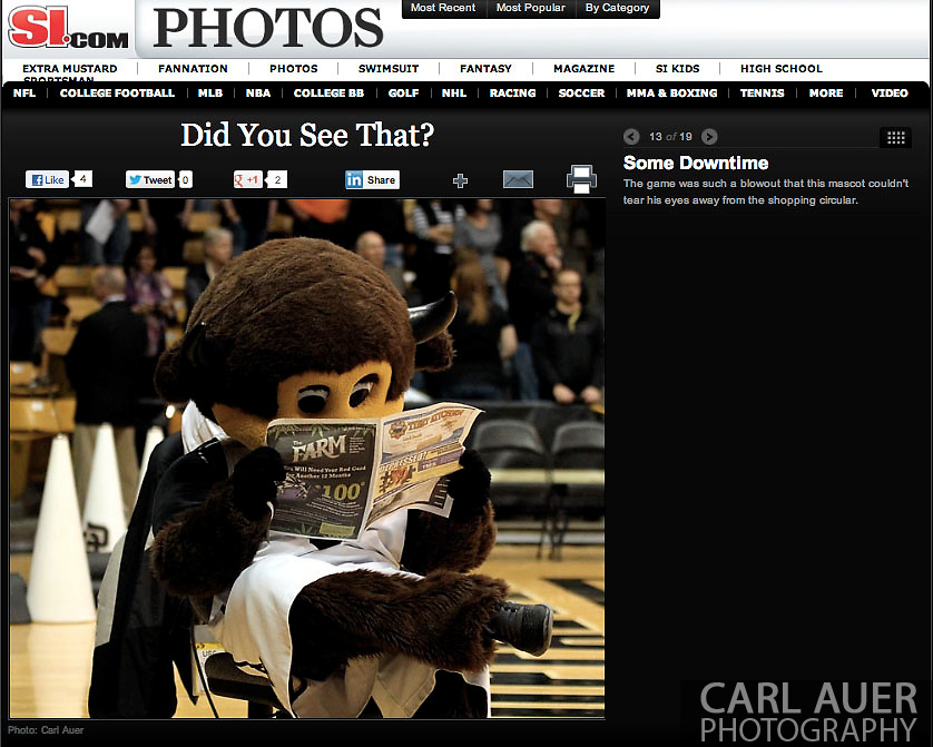 Previous photo as seen in a photo gallery on the Sports Illustrated website.