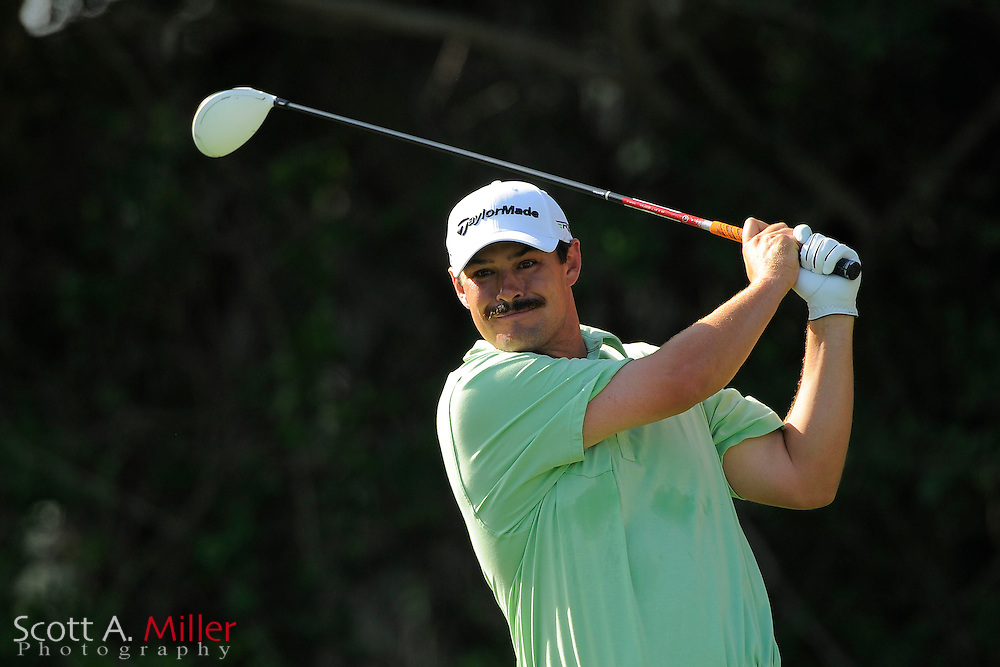 Johnson Wagner during the second round of the Honda Classic at PGA National on March 2, 2012 in Palm Beach Gardens, Fla. ..©2012 Scott A. Miller.