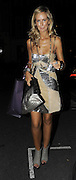 24.SEPTEMBER.2009 - LONDON<br /> <br /> LADY VICTORIA HERVEY ARRIVING AT NOBU RESTAURANT, BERKLEY SQUARE.<br /> <br /> BYLINE: EDBIMAGEARCHIVE.COM<br /> <br /> *THIS IMAGE IS STRICTLY FOR UK NEWSPAPERS &amp; MAGAZINES ONLY*<br /> *FOR WORLDWIDE SALES &amp; WEB USE PLEASE CONTACT EDBIMAGEARCHIVE - 0208 954 5968*