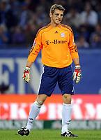 Fotball<br /> Tyskland<br /> Foto: Witters/Digitalsport<br /> NORWAY ONLY<br /> <br /> 26.09.2009<br /> <br /> Torwart Hans Jörg Butt Muenchen<br /> <br /> Bundesliga Hamburger SV - FC Bayern München