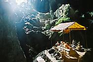 Buddhist Cave near Vang Vieng, Laos