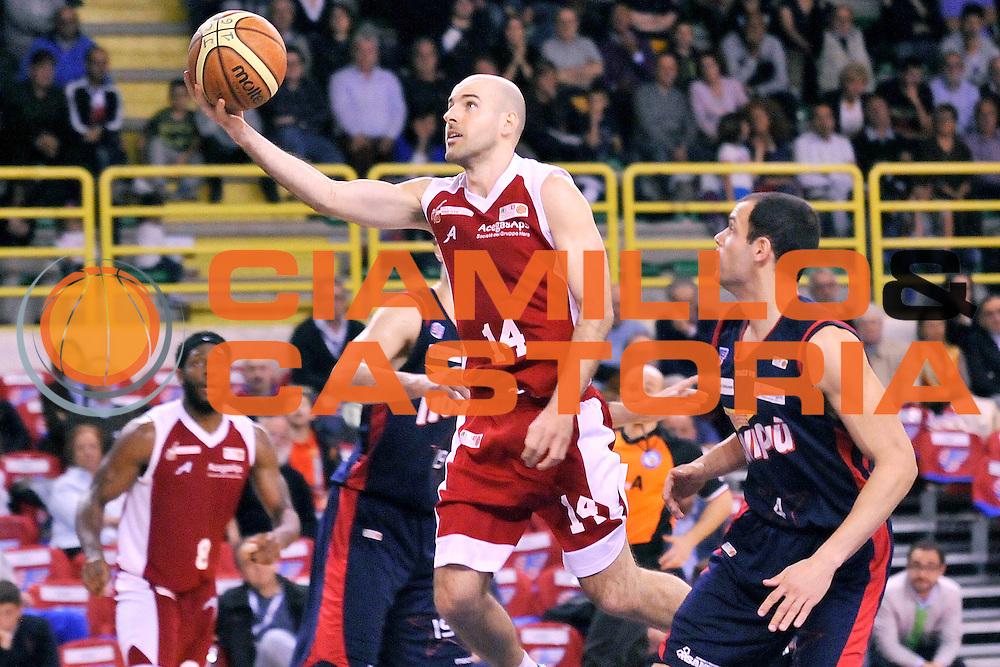 DESCRIZIONE: Casale Monferrato LNP ADECCO GOLD 2013/2014 Novipiu Casale Monferrato-Pallacanestro Trieste 2004  <br /> GIOCATORE: Marco Carra<br /> CATEGORIA: tiro equilibrio<br /> SQUADRA: Pallacanestro Trieste 2004  <br /> EVENTO: Campionato LNP ADECCO GOLD 2013/2014<br /> GARA: Novipiu Casale Monferrato-Pallacanestro Trieste 2004 <br /> DATA: 27/04/2014<br /> SPORT: Pallacanestro <br /> AUTORE: Junior Casale/G.Gentile<br /> Galleria: LNP GOLD 2013/2014<br /> Fotonotizia: Casale Monferrato Campionato LNP ADECCO GOLD 2013/2014 Novipiu Casale Monferrato-Pallacanestro Trieste 2004<br /> Predefinita: