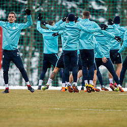 20180319: SLO, Football - Training of Slovenian National Football team before friendly matches