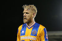 Zak Whitbread of Shrewsbury Town