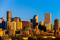 Downtown Denver, Colorado USA.