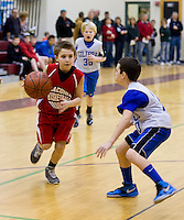 Annual Francoeur / Babcock basketball tournament at Gilford Middle School.  Karen Bobotas/for the Laconia Daily Sun