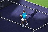 Federer versus Bellucci
