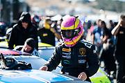 September 21-24, 2017: Lamborghini Super Trofeo at Laguna Seca. Pippa Mann, Prestige Performance, Lamborghini Paramus, Lamborghini Huracan LP620-2