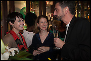 KAREN MCCARTNEY, Dinosaur Designs launch of their first European store in London. 35 Gt. Windmill St. 18 September 2014