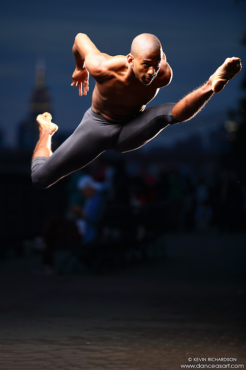Dance As Art  New York City Photography Brooklyn Bridge Series with dancer, Christopher Gardener