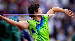 08-08-2017 IAAF World Championships Athletics day 5, London<br /> Martina Ratej SLO (Javelin Throw)