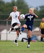 OC Women's Soccer vs Southwest Oklahoma State SS - 9/8/2009