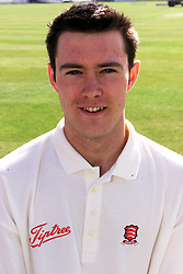 W JEFFERSON.ESSEX COUNTY CRICKET CLUB ..ESSEX PLAYER PHOTOS, April 10, 2000. Photo by Andrew Parsons / i-images..