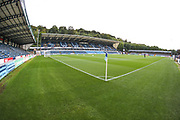 Adams Park, home of Wycombe Wanderers during the 2nd round of the Carabao EFL Cup match between Wycombe Wanderers and Forest Green Rovers at Adams Park, High Wycombe, England on 28 August 2018.