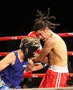 Fight 9 - Scott Jefferson v Danuel Virjs