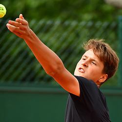 Alexey Zakharov of Russia (Boys' Tournament) during Day 9 of the French Open 2018 on June 3, 2018 in Paris, France. (Photo by Dave Winter/Icon Sport)