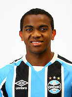 "Brazilian Football League Serie A / <br /> ( Gremio Foot-Ball Porto Alegrense ) - <br /> Leonardo Costa Silva "" Tilica """