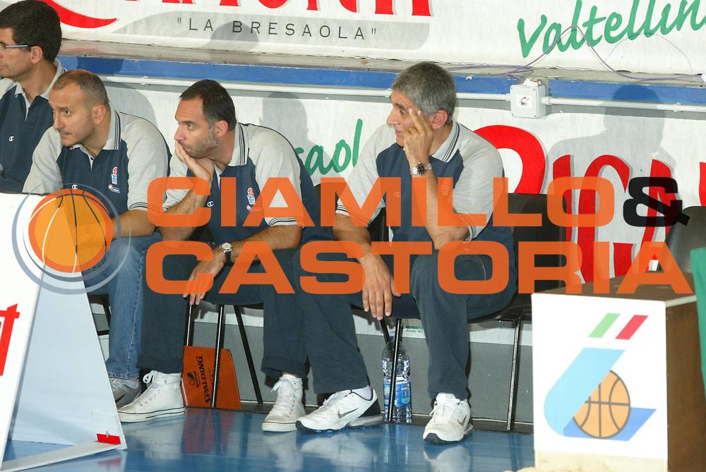 DESCRIZIONE : Bormio Trofeo Internazionale Diego Gianatti Grecia Serbia <br />GIOCATORE : Giannakis<br />SQUADRA : Grecia<br />EVENTO : Bormio Trofeo Internazionale Diego Gianatti Grecia Serbia <br />GARA : Grecia Serbia<br />DATA : 21/07/2006 <br />CATEGORIA : Delusione<br />SPORT : Pallacanestro <br />AUTORE : Agenzia Ciamillo-Castoria/M.Marchi