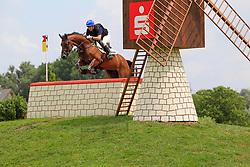 Donckers Karin (BEL) - Gazelle de la Brasserie <br /> CHIO Aachen 2010<br /> © Hippo Foto - Leanjo de Koster