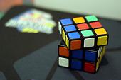 28.04.2018, Chennai : Red Bull Bubik's Cube World Championship