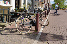 Amsterdam straatmeubilair