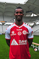 Odair Fortes - 21.10.2014 - Photo officielle Reims - Ligue 1 2014/2015<br /> Photo : Philippe Le Brech / Icon Sport