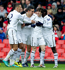 130401 Liverpool U21 v Tottenham U21