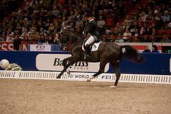 Bengtsson Nina (SWE) - Ajax II<br /> Stockholm International Horse Show 2009<br /> Photo© Hippo Foto - Rinaldo de Craen