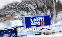 23.02.2017, Lahti, FIN, FIS Weltmeisterschaften Ski Nordisch, Lahti 2017, Damen, Qualifikationssprung, im Bild Lahti 2017 Feature // Lahti 2017 Feature during Qualification Jump of the Ladies Skijumping of FIS Nordic Ski World Championships 2017. Lahti, Finland on 2017/02/23. EXPA Pictures © 2017, PhotoCredit: EXPA/ JFK