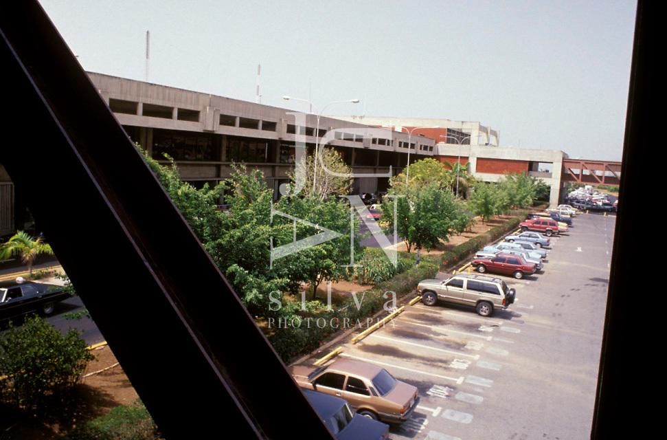 Aeropuerto Internacional de Maiquetía, Estado Vargas, Venezuela