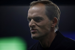 November 2, 2018 - Paris, Ile-de-France, France - Thomas Tuchel attends the soccer match game between PSG and Lille at the Parc de Prince, in Paris, France. On November 2, 2018. (Photo by Mehdi Taamallah / Nurphoto) (Credit Image: © Mehdi Taamallah/NurPhoto via ZUMA Press)