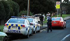 Auckland-Police pursuit through Te Atatu