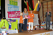 Princess M&aacute;xima launches Shoe buddies from Edukans<br />