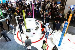 Hitachi Rail exhibit at InnoTrans 2018 - Rogan/JMP - 19/09/2018 - PR - Messe Berlin - Berlin, Germany.