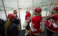 St Paul's School varsity hockey.  ©2020 Karen Bobotas Photographer