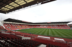 - Photo mandatory by-line: Alex James/JMP - Tel: Mobile: 07966 386802 01/02/2014 - SPORT - FOOTBALL - Britannia Stadium - Stoke-On-Trent - Stoke v Manchester United - Barclays Premier League
