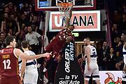 Udanoh Ike<br /> Legabasket Campionato 2019/2020<br /> 19° Giornata - Ritorno - 19/01/2020 <br /> Umana Reyer Venezia  - Pompea Fortitudo Bologna  80-70 <br /> Venezia Taliercio 18/01/2020 Ore 20:45<br /> Foto GiulioCiamillo/Ciamillo